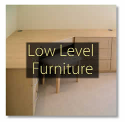low level furniture